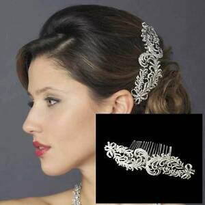 art deco vintage style wedding hair b bridal hair accessories headpiece ebay
