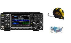 Icom IC-7300 100W HF Transceiver with FREE Radiowavz Antenna Tape!