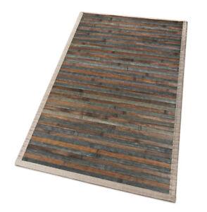 details sur tapis bambou bois gris pierre cuisine salle de bain chiffon americaine anti slip