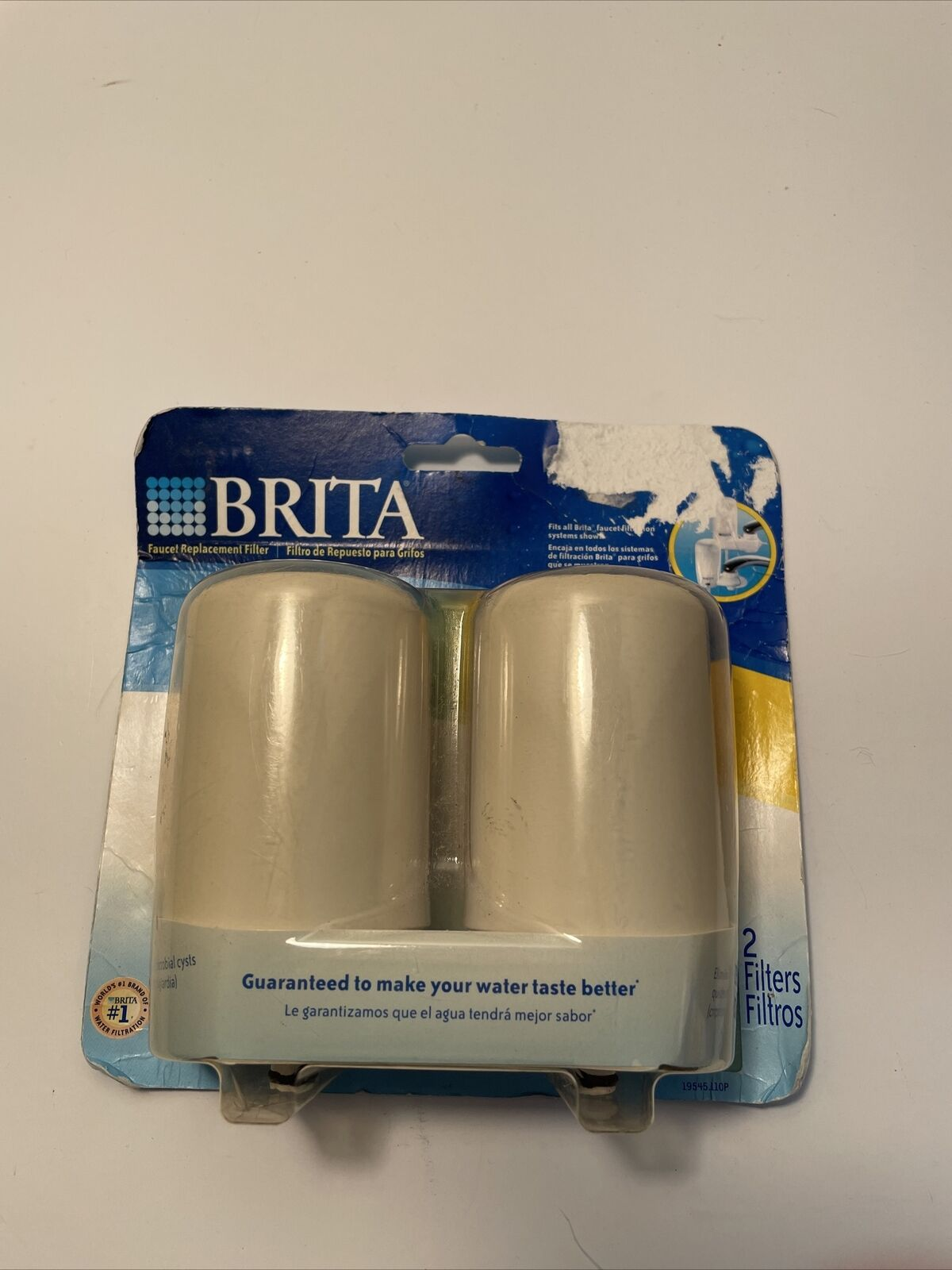 how long do brita faucet filters last