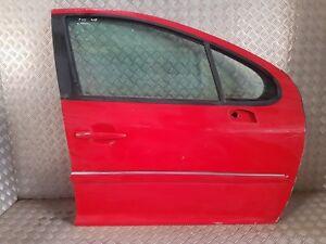 Porte Avant Droite Passager Peugeot 207 5 Portes Code Couleur Non Releve Ebay