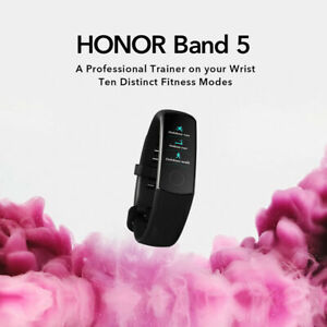 Huawei Honor Band 5 Bluetooth 4.2 Smart Watch GPS Ten Fitness Mode Locate Track