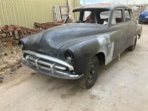 1952 plymouth cranbrook suit 1953 1954 unfinished project rat rod
