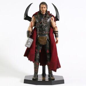 Thor Ragnarok Action Figure Mcu Toys Hammer Surtur Pvc Model Statue Avengers New Ebay