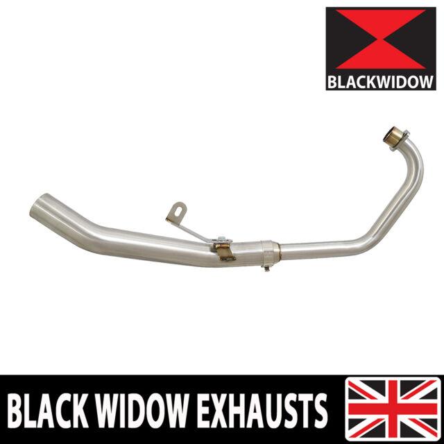 black widow exhausts cbr125hdr
