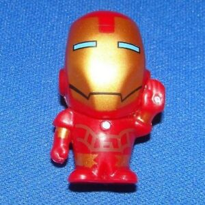 Marvel Avengers Chibis Iron Man Chibi Mini Figure Tony Stark Ebay