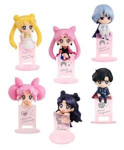 Ochatomo Series Figures Sailor Moon Night & Day MegaHouse Japan