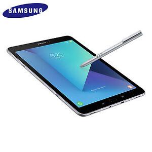 "SAMSUNG SM-T825 Galaxy Tab S3 4G LTE + Wi-Fi 9.7"" 32GB 4GB Unlocked Tablet"