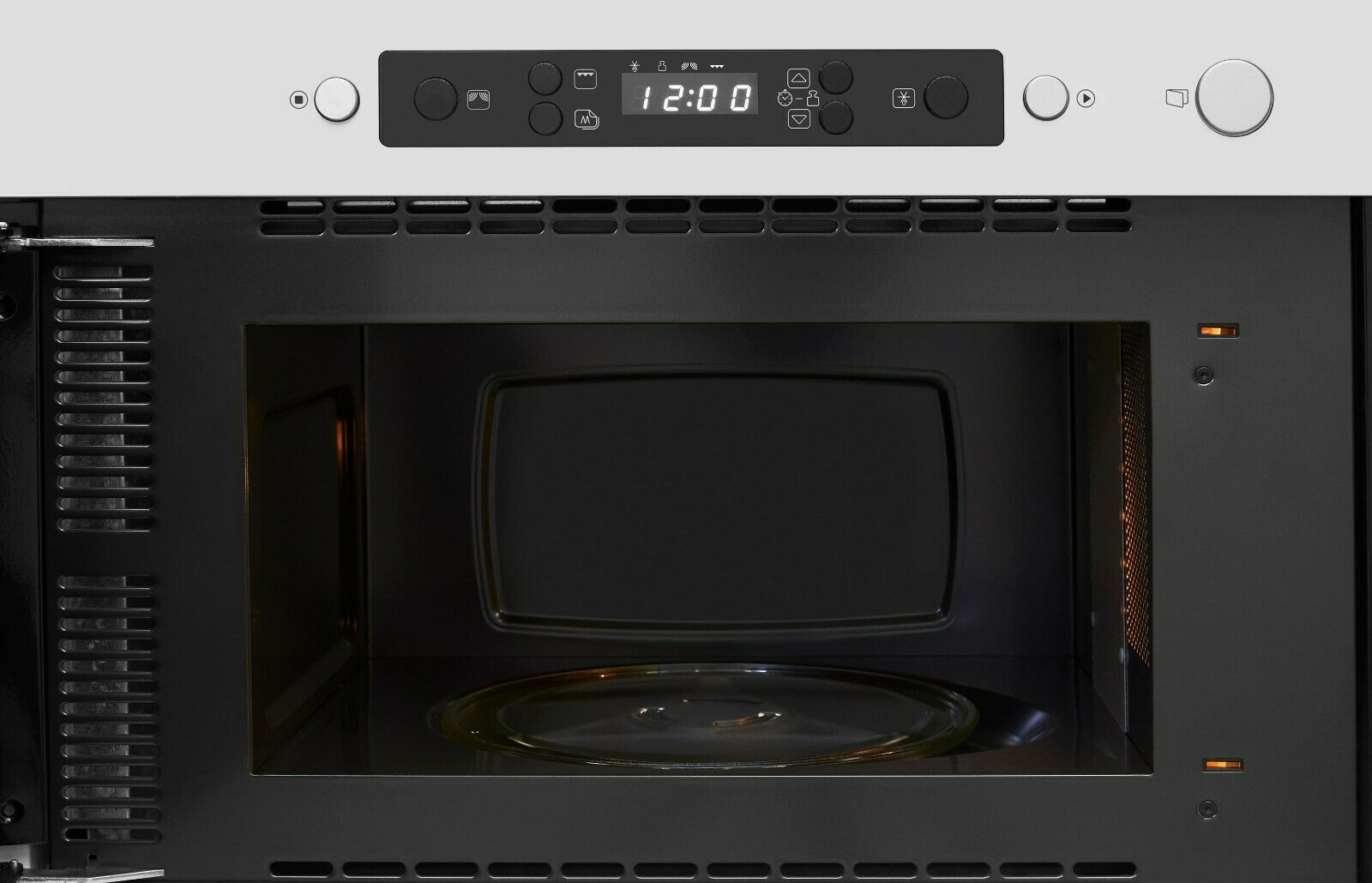 whirlpool amw492ix built in microwave stainless steel