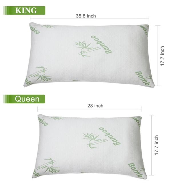 new king size original bamboo memory