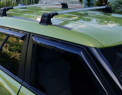 car truck exterior parts fix point roof rack cross bar cross rail for kia soul 2014 2015 2016 2017 2018 phlox pro