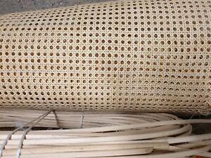 details sur kit cannage rotin chaise et fauteuil largeur 45 cm reparation cannage rouleau