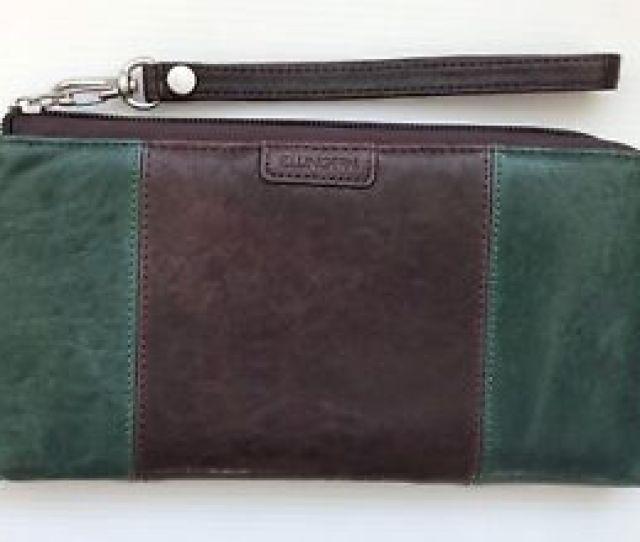 Image Is Loading Ellington Eva Large Colorblock Zip Eg Wallet Leather