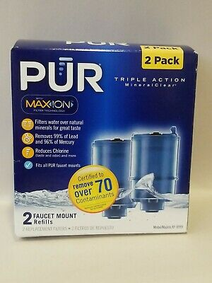 pur maxion water faucet filter replacement rf 9999 mineral clear 2 filter box 723987005447 ebay