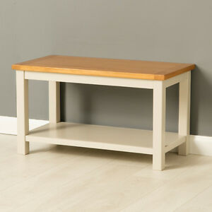 Mullion Painted Coffee Table Narrow Painted Coffee Table With Solid Oak Top Ebay