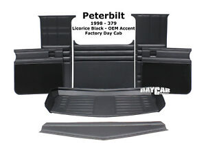 Image Is Loading Peterbilt 379 Factory Day Cab Upholstery Interior