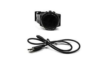 Garmin Fenix 5X Plus 51mm Black Case and Black Band GPS Watch - 010-01989-00
