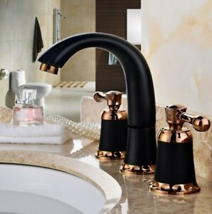 latao banho ouro rose pia preto 3