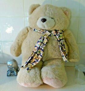 """ANDREW BROWNSWORD VINTAGE """"FOREVER FRIENDS"""" LARGE PLUSH ..."""