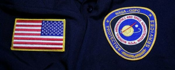 "NASA Patch W / Vector 4 "" National Aeronautics and Space ..."