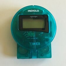 Timex Indiglo Travel Alarm Clock For