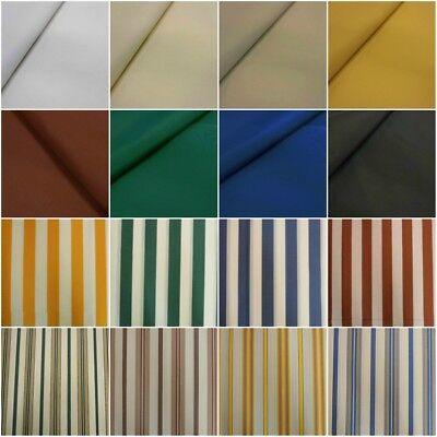 Quali sono i tessuti migliori per le tende da esterno? Tessuto Tenda Sole Esterno Porte Finestre Balconi Prezzo Riferito A Cm 50 X 280 Ebay
