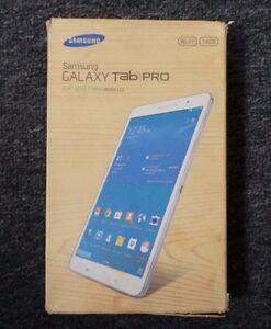 Samsung Galaxy Tab Pro SM-T320 16GB, Wi-Fi, 8.4in - White (Latest Model)