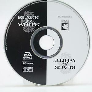 EA Games Black and White | PC Spiel | Nur CD | Gut "