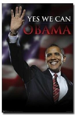 political poster yes we can barack