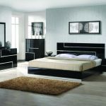Modern 4pcs Bedroom Cal King Size Seville Bed Furniture White Lacquer Color For Sale Online Ebay