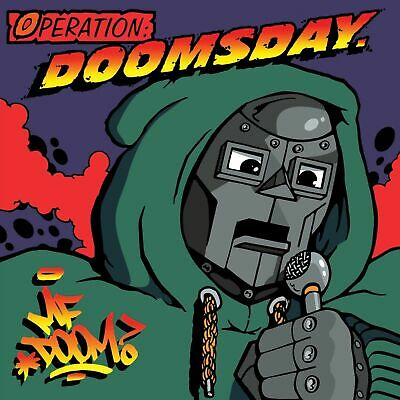 operation doomsday fabric poster 12x12
