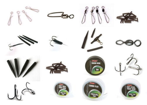 Fox-Predator-Hook-amp-Trace-Accessories-Pike-Fishing-Tackle