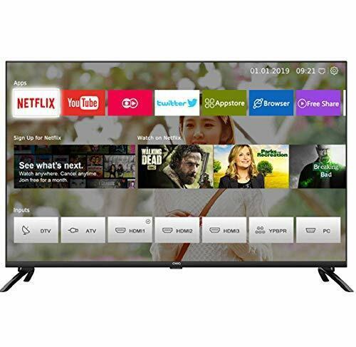chiq u50h7l uhd 4k smart tv 50 pouces