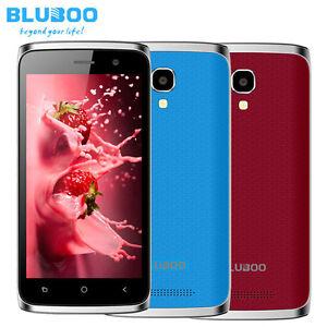 New BLUBOO Mini WCDMA 3G Quad Core 1GB RAM 8GB ROM 8.0MP Dual SIM Mobile Phone