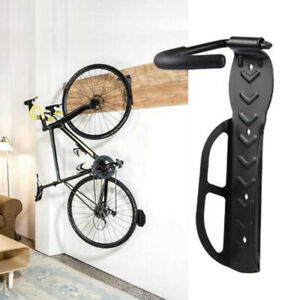 details about bike bicycle cycling storage wall mounted mount hook rack holder hangerj h4