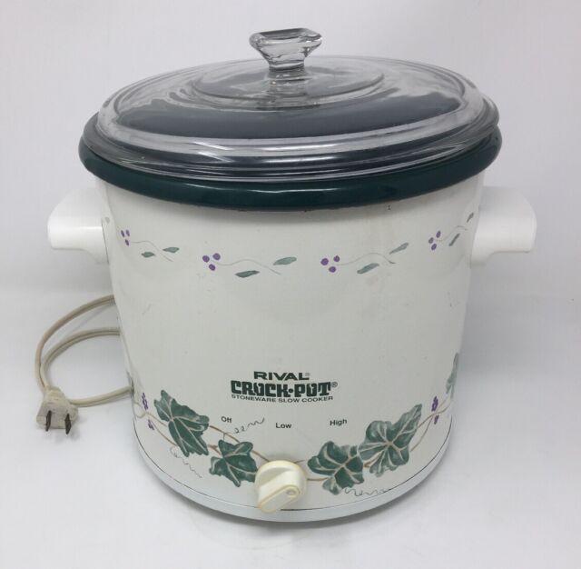 Rival Crock Pot Slow Cooker Replacement