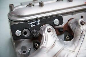 details sur kap108 exhaust manifold bolt repair kit driver front passenger rear