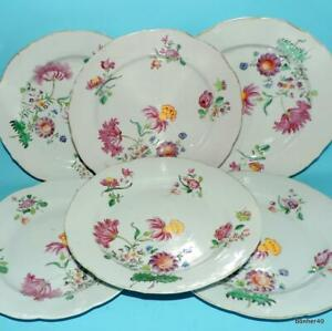 CHINESE EXPORT PORCELAIN 18THC ANTIQUE KANGXI FAMILLE ROSE PLATES NO RESERVE
