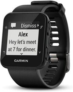 Garmin 010-01689-00 Forerunner 35 GPS Sport Watch - Black