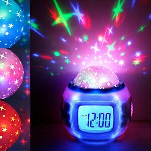 Digital Alarm Clock For Kids Unique Alarm Clock