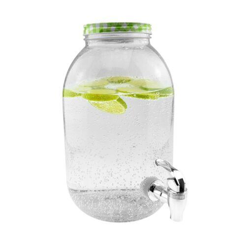 cuisine arts de la table 5 l boissons donneur avec tuyau fontaine a eau verre carafe pot distributeur maison mestizomarket com
