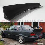 Bmw E36 Sedan Ducktail Wing 4door Trunk Bootlip Spoiler Drifting Ebay