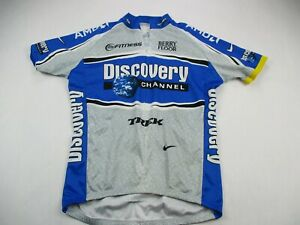 Download Discovery Channel Trek Nike Dri-Fit Mens Cycling Jersey ...