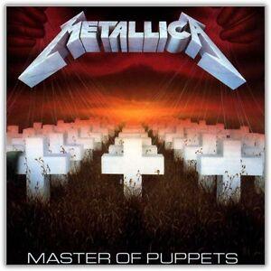 Resultado de imagem para Metallica – Master Of Puppets