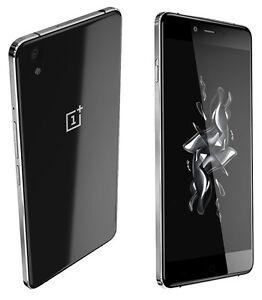 New SEALED OnePlus X - 16GB - Ceramic Black - E1003 - Dual SIM - RAM 3GB, US
