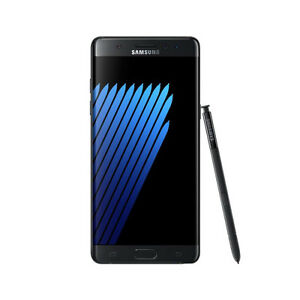 Pre-Order Samsung Galaxy Note 7 FE SM-N935 Black Manufacturer Refurbished FedEx