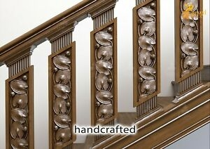 Architectural Wood Stair Balusters For Sale Stair Parts 10 Pc   Wood Balusters For Sale   Rail Hardware   Wrought Iron Baluster   Deck Railing Spindles   Stair Treads   Stair Parts