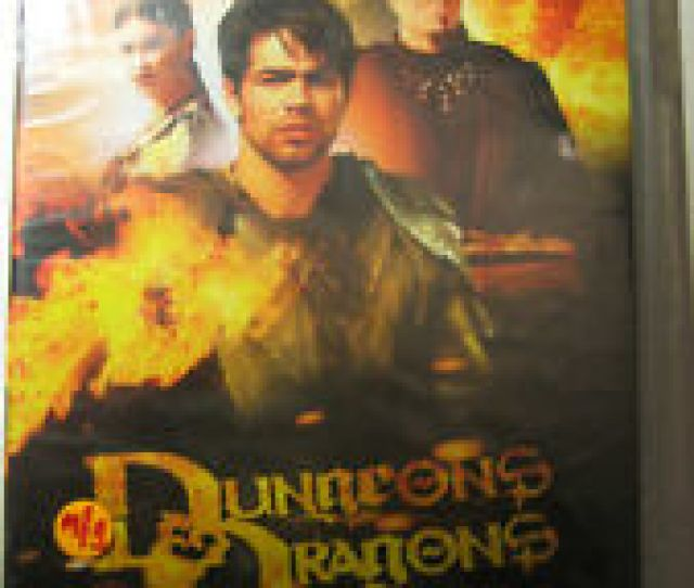 Dungeons And Dragons The Book Of Vile Darkness Dvd 2012 New Seal