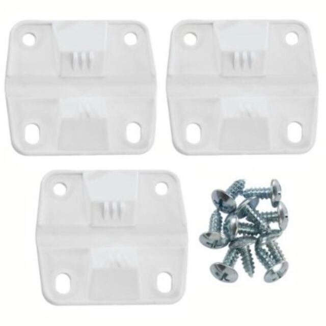 Set Of 3 Coleman Replacement Hinges And S