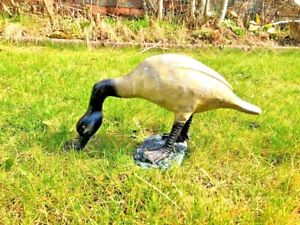 Garden Canada Goose Ornament Outdoor Decoration Home Lawn ... on Backyard Decor Canada id=53073